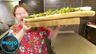 Another Top 10 Epic Man v Food Challenges