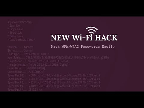 How to HACK Wifi Password on Your Android Phone - Latest 2019