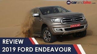 2019 Ford Endeavour Facelift Review | NDTV carandbike