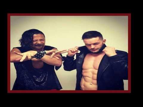 "WWE Mashup - Shinsuke Nakamura - Finn Balor ""Breath of The Rising"""