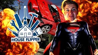 Superman renoviert - House Flipper
