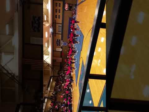 John tyler high school  pep rally