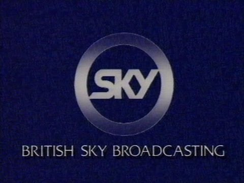 SKY TV | THE SKY CHANNELS | CABLE VISION 1986 - 1993