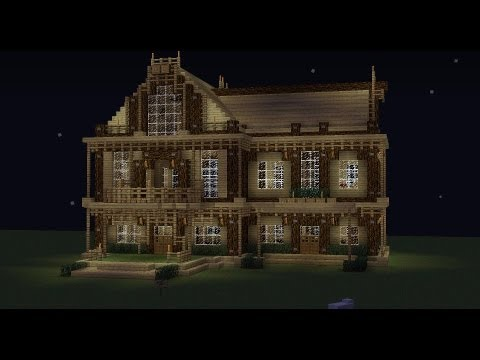 Troll minecraft comment faire une superbe maison for Belle maison minecraft