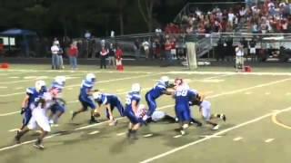 Carl Lawson | Highlight QB Sack Moves 2 Lineman | Milton High School