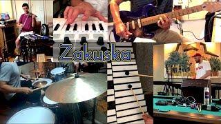 """Zakuska"" - New Single from The Inner Urge"
