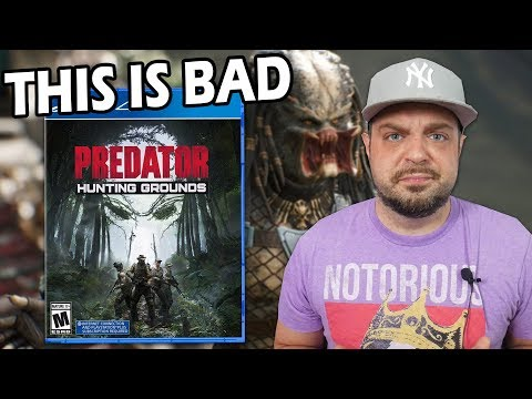 Predator Hunting Grounds Is A HUGE Disappointment!
