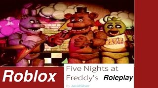 ROBLOX - FIVE NIGHTS AT FREDDY'S ROLEPLAY -Compatible with iPhone, iPad, and iPod touch.