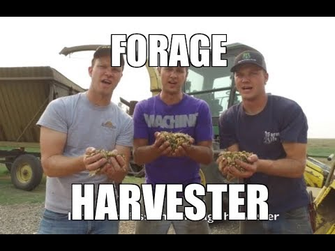 Forage Harvester (Monster Parody)