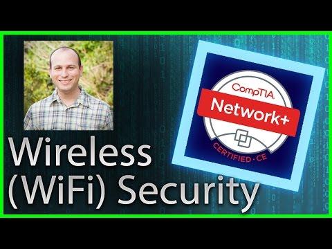 25 - Wireless Network Security
