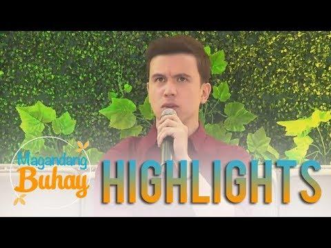 Magandang Buhay: Arjo Atayde as a sibling