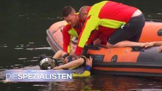Boot gekentert - keiner taucht auf | Auf Streife - Die Spezialisten | SAT.1 TV