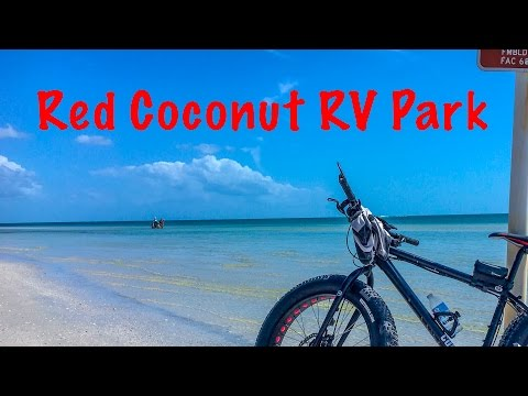 Red Coconut RV Park - Fort Myers Beach FL