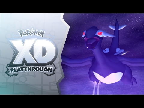 Shadow Lugia! - Pokemon XD: Gale Of Darkness Playthrough Part 1