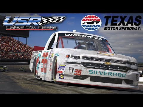 Texas 250 @ Texas Motor Speedway | USR Truck Series Race 6