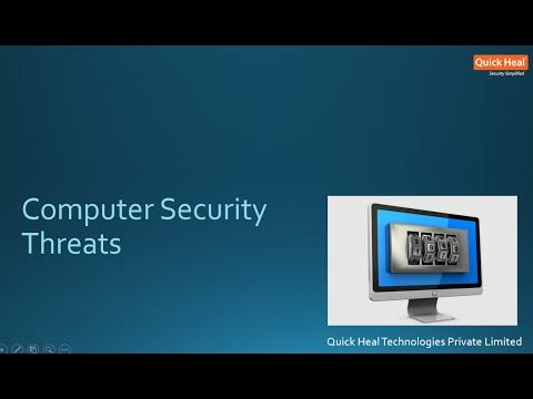 Computer Security Threats