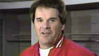 June 19 1989 Pete Rose