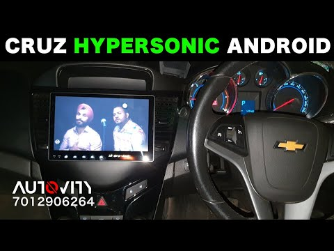Chevrolet Cruze HYPERSONIC Android System Installation |  Kerala- 7012906264