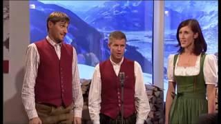 Salzburger Viergesang - Nix schnnupfen,nix rachen
