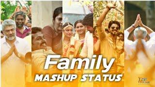 Family Mashup Statuz | Yaar Enna Sonnalum | hiphoptamizha | Whatsapp Status video |TRT Official