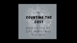 XA Service: Counting the Cost 12/10/2020