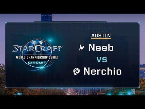 Neeb vs. Nerchio PvZ - Grand-final - WCS Austin 2017 - StarCraft II