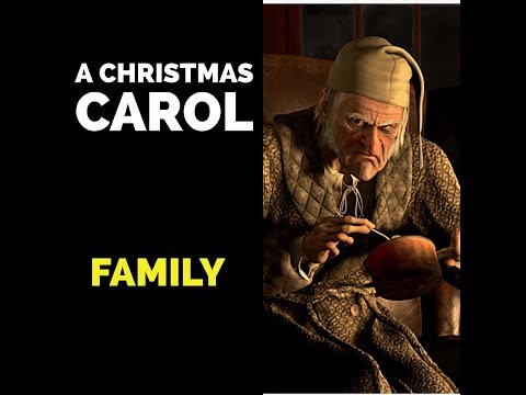 Family in A Christmas Carol - YouTube