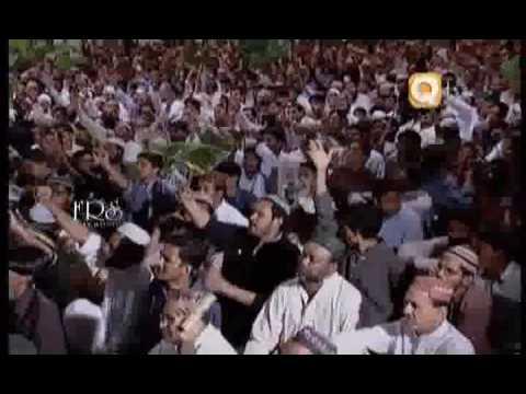 Naat Barwein Ki Raat Aayei, Ghulam Mustafa Qadri