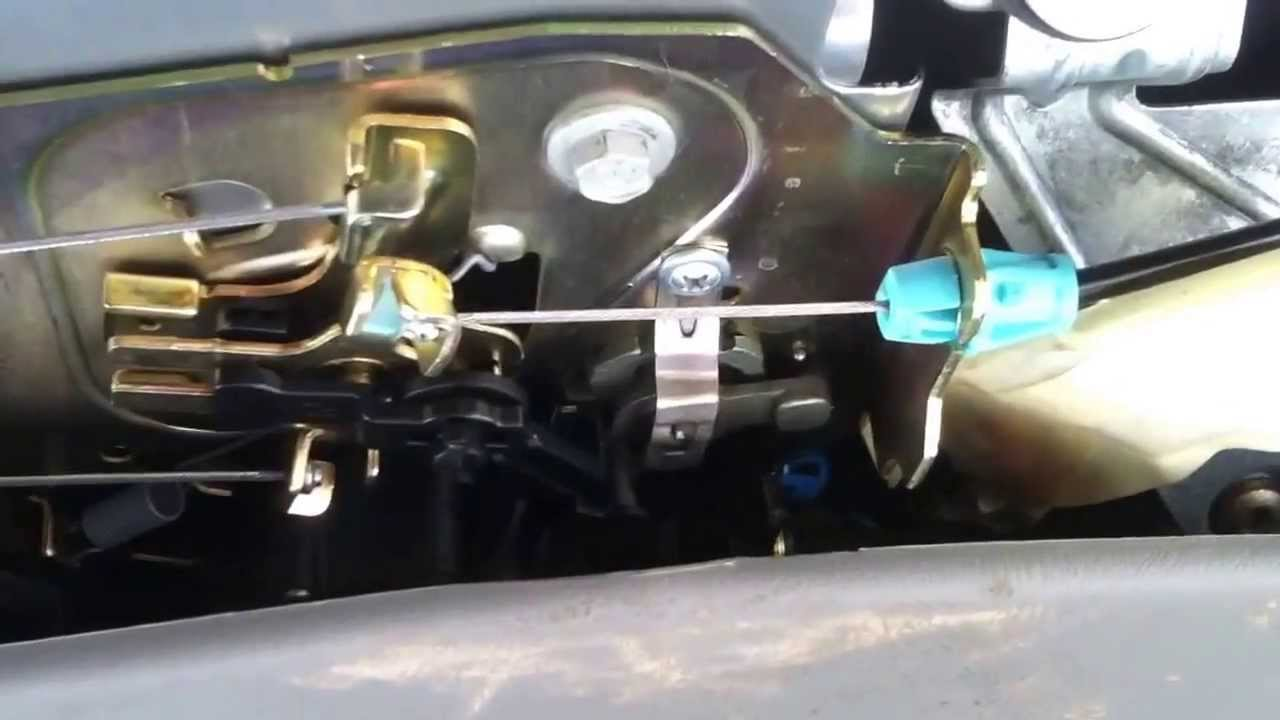 Fix or Repair for lift gate on a GMC/Chevy Yukon/Suburban/Tahoe NBS keyed rear lock - YouTube