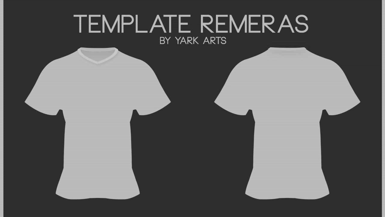 Asombroso Camiseta Plantilla Photoshop Friso - Ejemplo De Colección ...