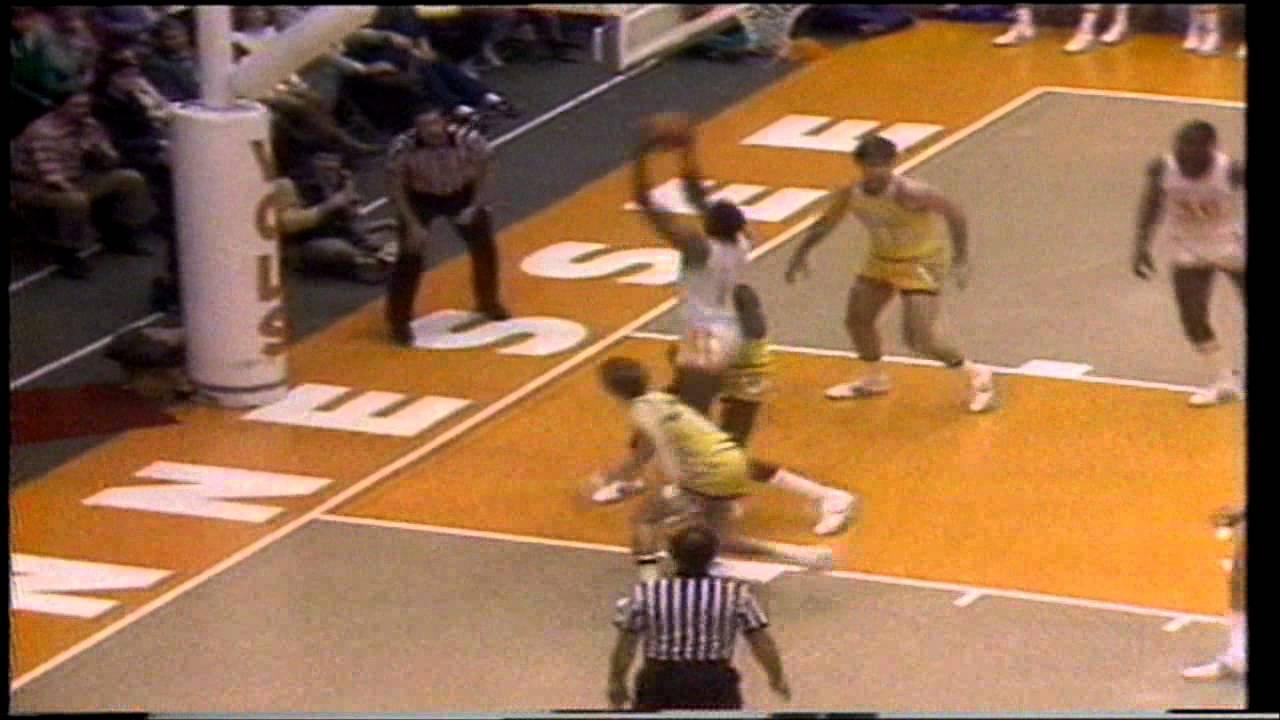 Dale Ellis Tennessee Highlights