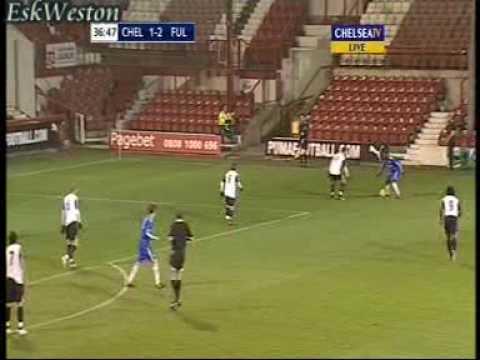 Chelsea Reserves v Fulham Reserves (H) 09/10