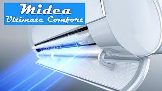 Краткий обзор сплит системы Midea. Серия Ultimate Comfort