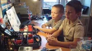 Лего EV3 Track3r