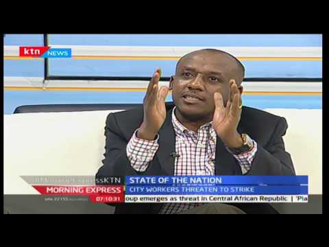 State of the Nation: Battle for supremacy rise temperatures with Michael Gitonga 22/12/2016
