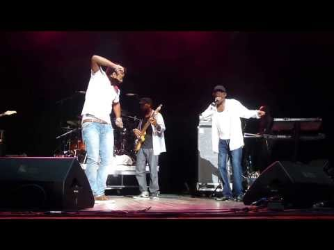 "Shaggy (Featuring Beres Hammond) 8-04-13 ""Fight This Feeling""  Philadelphia,PA"