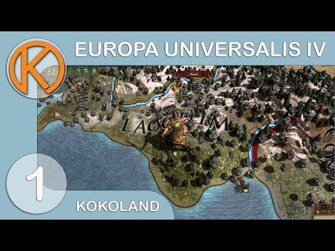 EU4 The Cossacks - Norse Aztecs [1] - Random New World / Custom Nation