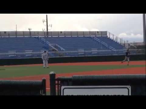 Tyler Yamaguchi Baseball at the University of Nevada, Reno