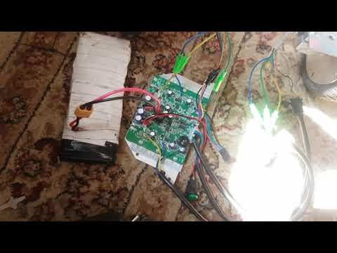 гироскутер к RC аппаратуре
