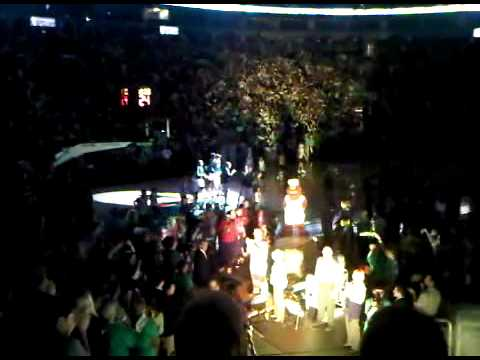 Seattle Storm Game 1 WNBA Finals 2010