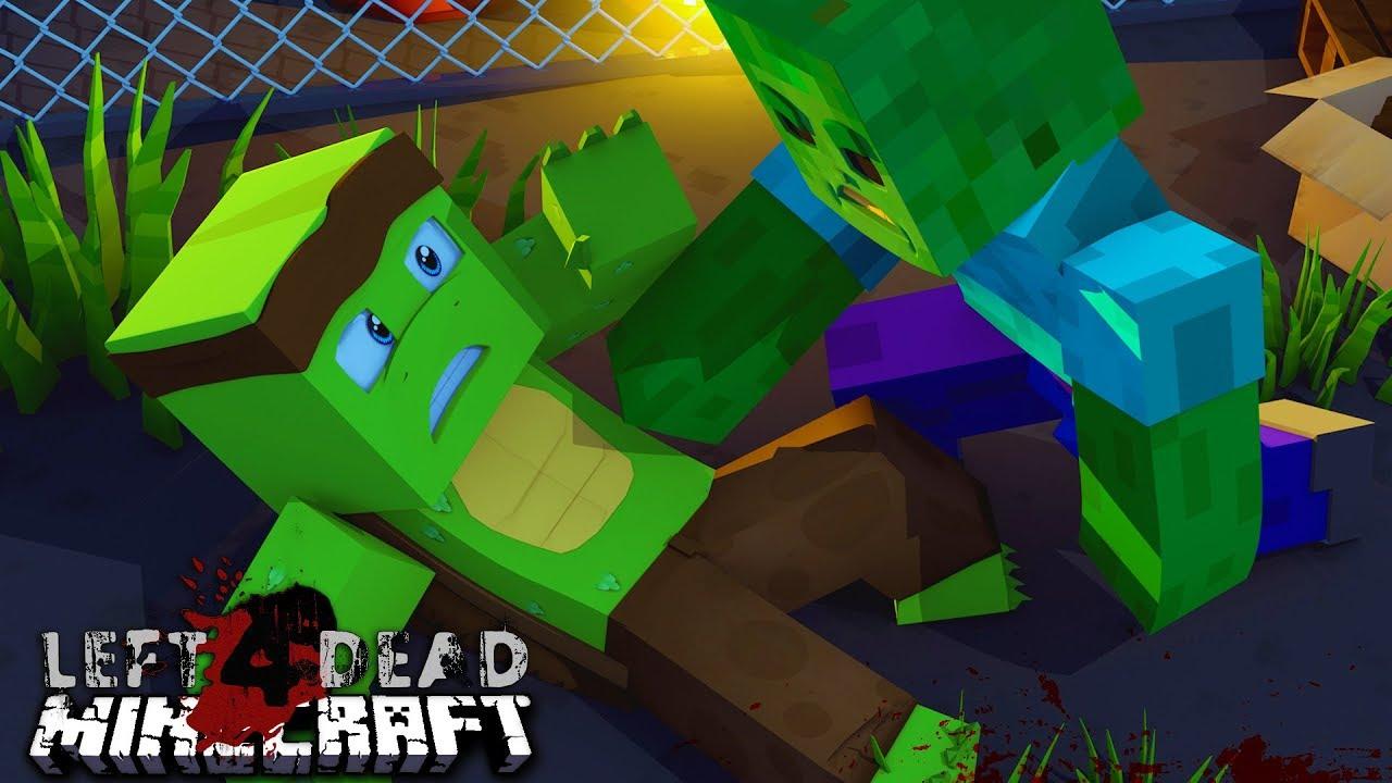 Zombie Apocalypse ESCAPE THE CITY #1 YouTube