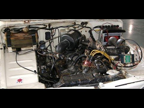 how to wiring indicator headlights parking fan connection Suzuki mehran  part 1 - YouTubeYouTube