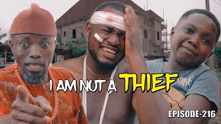 I AM NOT A THIEF episode216 (PRAIZE VICTOR COMEDY)