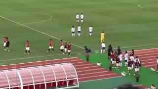 2015.7.20 2015なでしこリーグ1部 レギュラーシリーズ 第12節 浦和レッ...