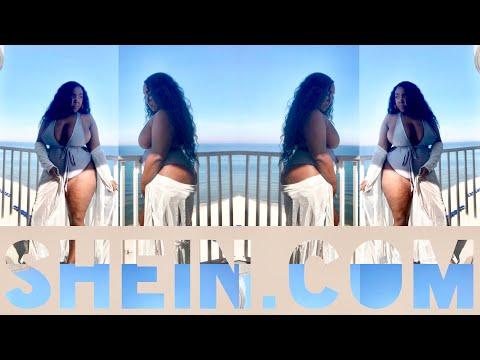 Spring Break Shein Swimsuit Haul Plus Size Edition 2019