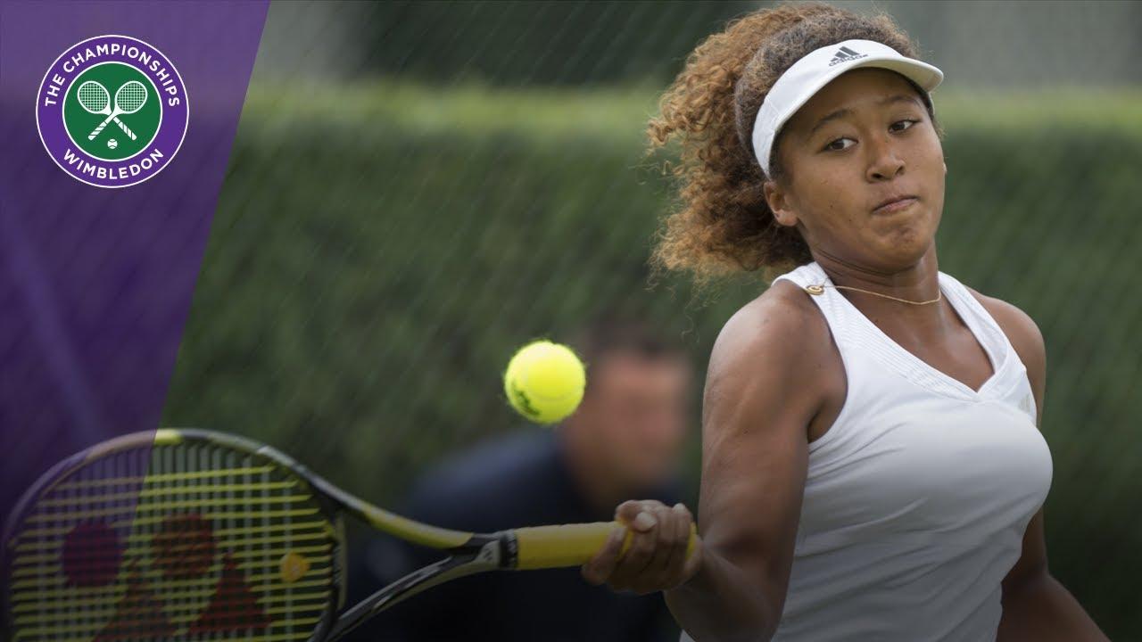 Naomi Osaka: Wimbledon 2018: Naomi Osaka Says 'everything's Pretty Fun