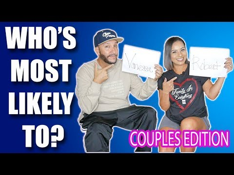 WHO'S MOST LIKELY TO...Cheat! (Couples Edition)