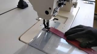 Techsew 1660 Industrial Sewing Machine Sample - OD