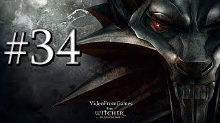 Прохождение The Witcher (34) Ликантроп, король Радик и покер