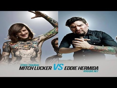 SUICIDE SILENCE | Eddie Hermida Vs. Mitch Lucker | You only live once (Segment)